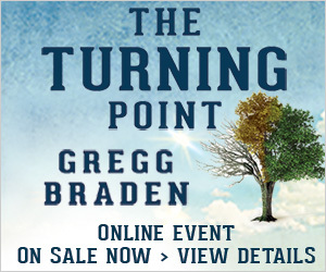 Turning Point, Gregg Braden, Online event, online course